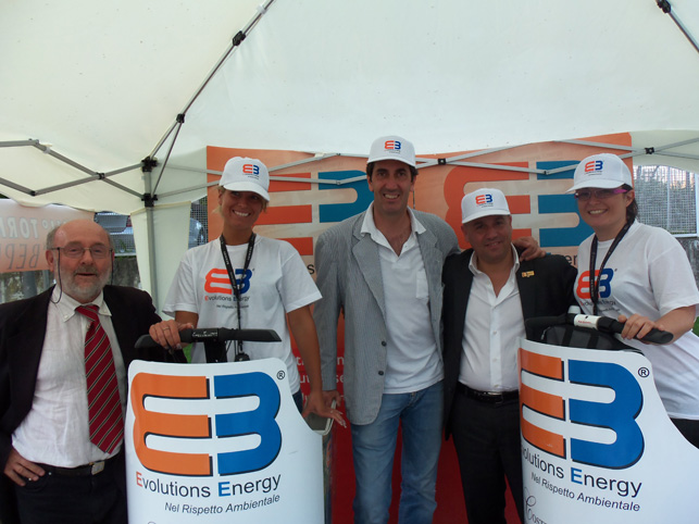 Evento Stand Evolutions Energy 1