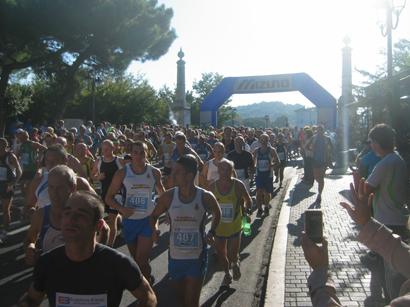 Mezza maratona Castelli Romani 2011 1