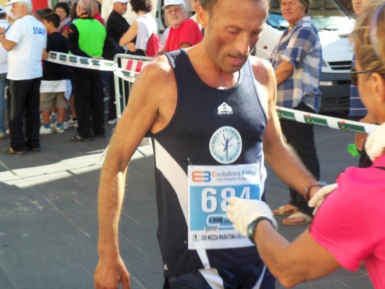 Mezza maratona Castelli Romani 2011 12