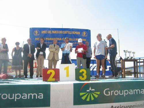 Mezza maratona Castelli Romani 2011 13