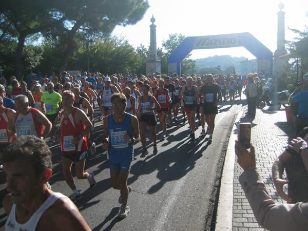 Mezza maratona Castelli Romani 2011 2